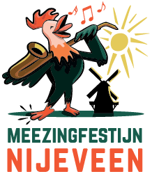 Meezingfestijn Nijeveen Logo