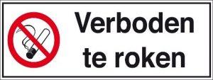 Meezingfestijn Nijeveen verboden te roken
